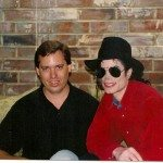 Michael with Brad Sundberg