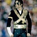 Michael At The SuperBowl