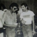 Michael With Freddie
