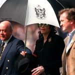 Michael with Fayed