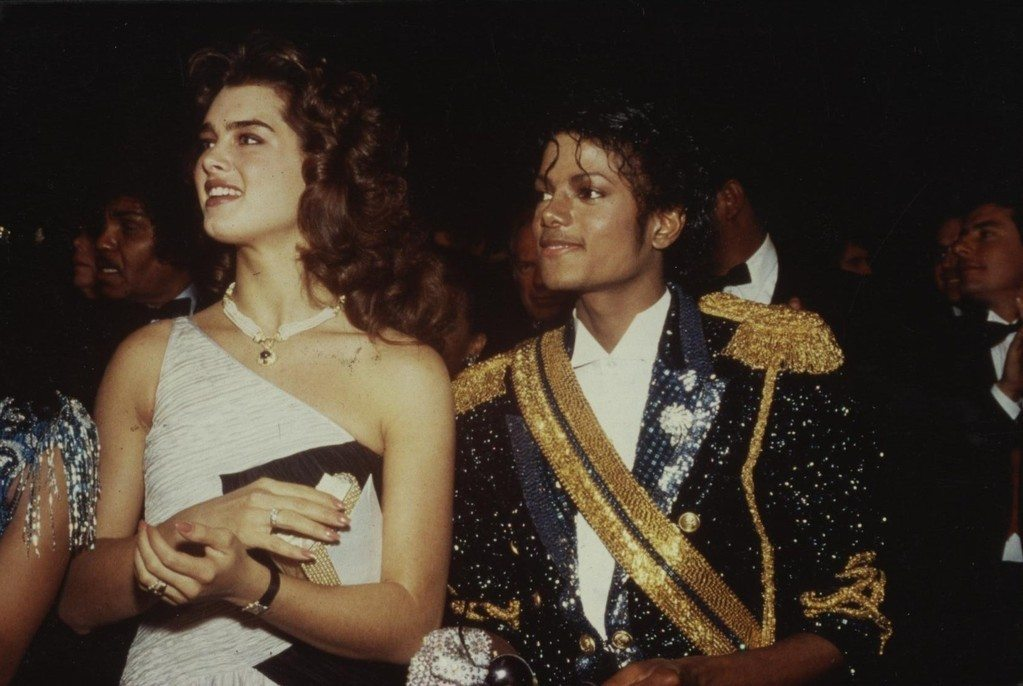 michael jackson and brooke shields relationship with her mother