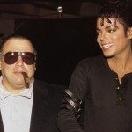 Frank DiLeo with Michael