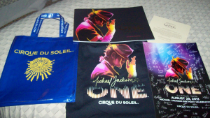 MJ One gift bag