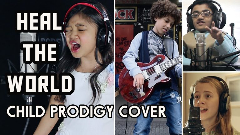 heal the world song analysis Michael jackson heal the world lyrics & video : little girl talking (i think about the generations and they say they want to make it a better place for our children and our chi.