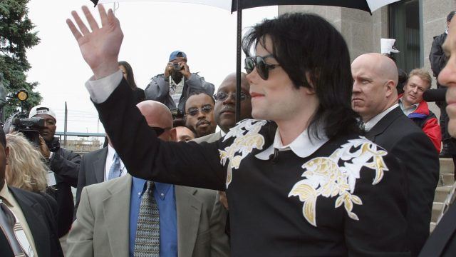 Michael Jackson Visits Childhood Indiana Hometown