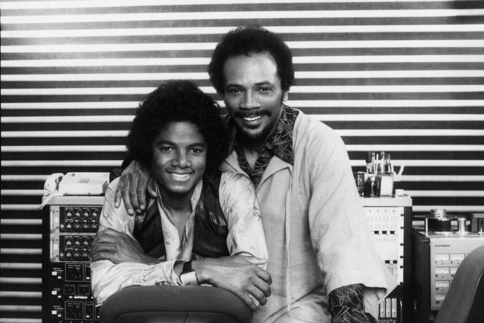 quincy jones and michael jackson relationship with brothers