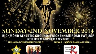 Richmond's MJ Themed Bonfire Event