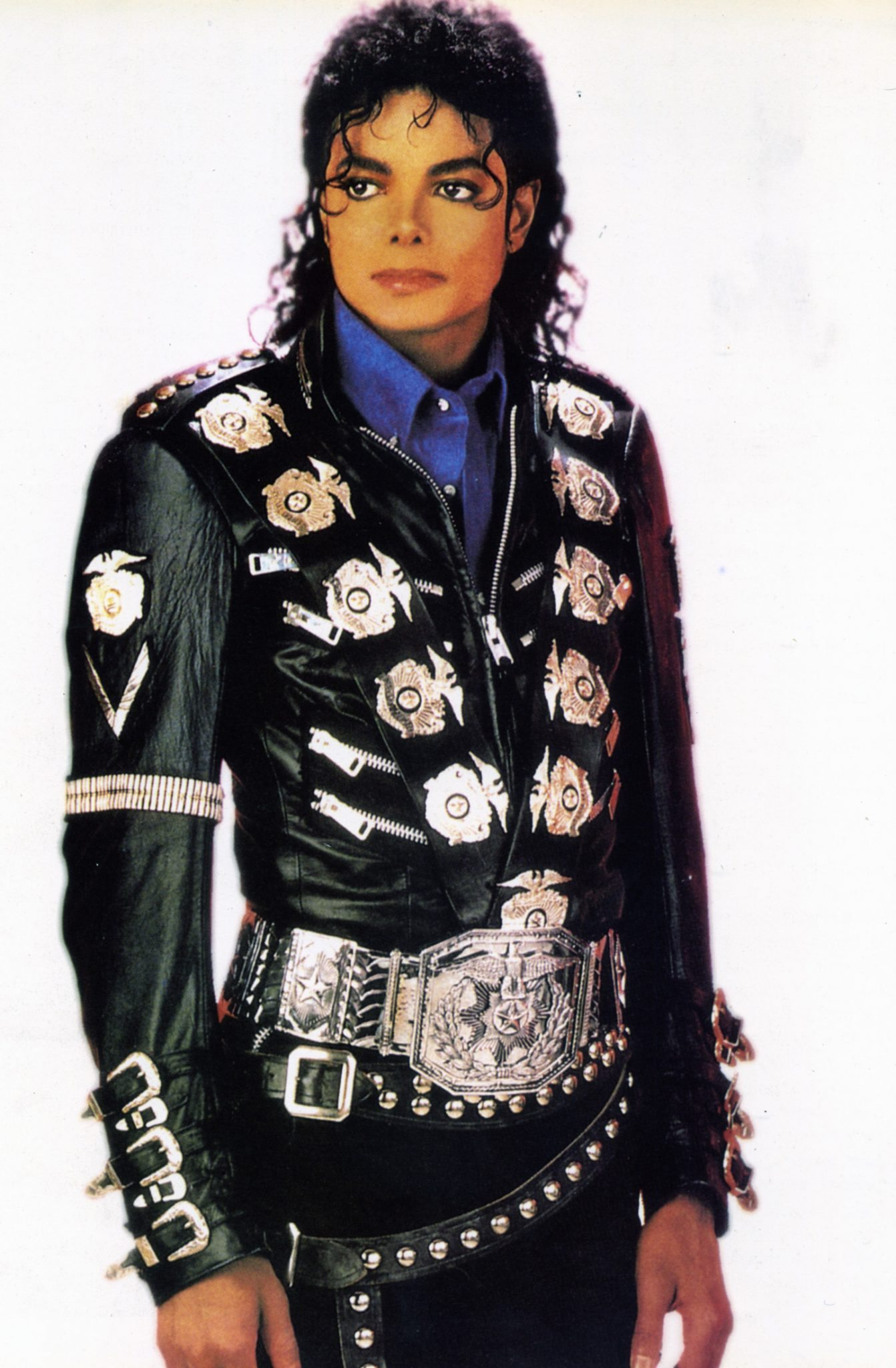 Bad Designer 25 most stylish of the 80s michael jackson