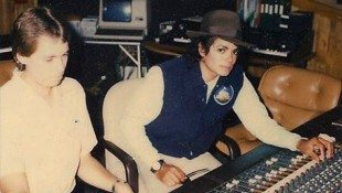 In The Studio With Michael