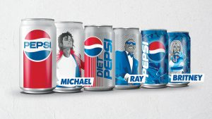 New Michael Jackson Pepsi Can