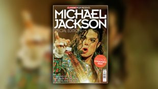 New Classic Pop MJ Magazine