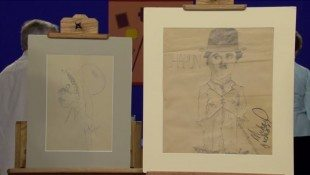 Michael's Drawings On Antiques Roadshow