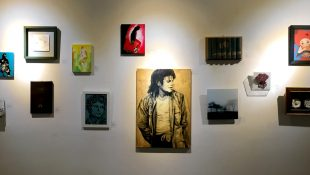 Michael Jackson Memorial Exhibition