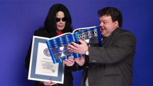 Guinness World Records Celebrate 'Thriller'