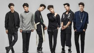 Korean Group iKon Performs 'Billie Jean'