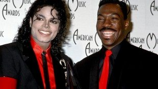 Eddie Murphy Talks About His Duet With Michael Jackson