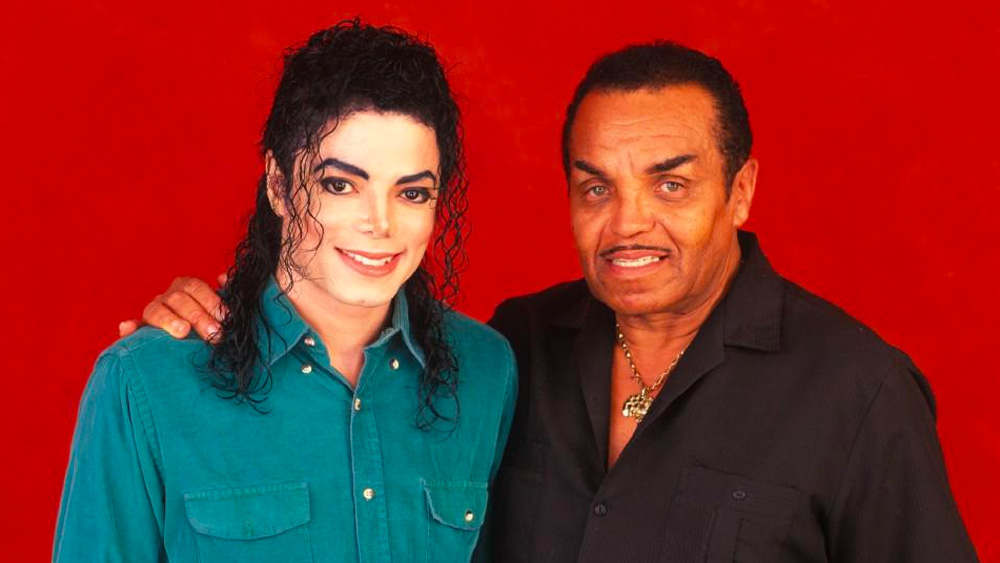 joe jackson and michael relationship