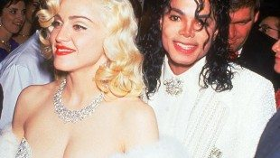 Michael & Madonna At The Oscars