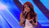 Lydia Lucy Sings Michael On X Factor