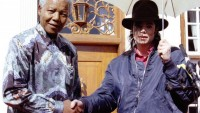 Executors Pay Tribute To Nelson Mandela