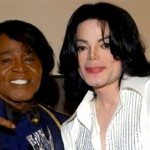 Michael Styled James Brown's Hair