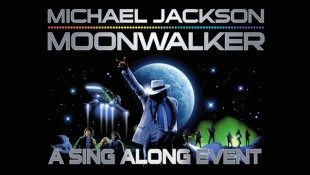Moonwalker Sing-A-Long Cinema Screening