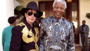 Nelson Mandela's Tribute To Michael