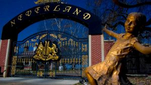 'Behind the Gates of Neverland'
