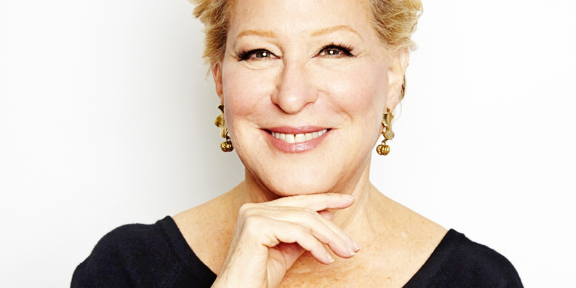 Bette Midler Talks About Working On 'We Are The World!' | Michael Jackson World Network - o-BETTE-MIDLER-GAYS-facebook