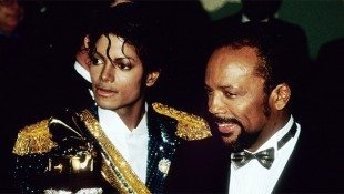 Quincy Jones Talks About Michael