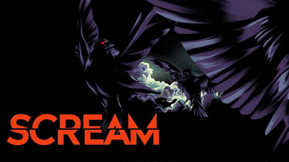 'Scream' Out Now Plus New 'Thriller' Remix