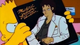 Simpsons Star Talks About Michael