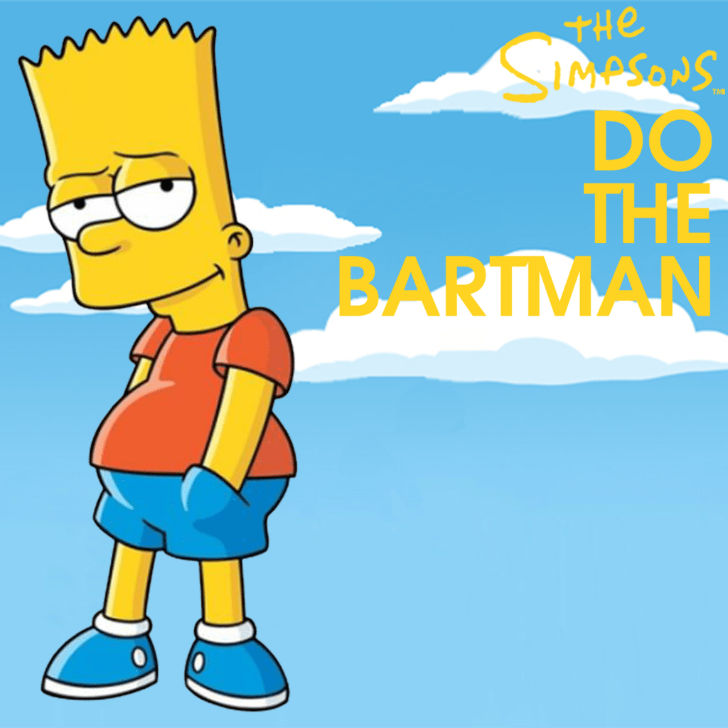 the_simpsons___do_the_bartman__21st_century_cover__by_arthony70100-d8xqqi6