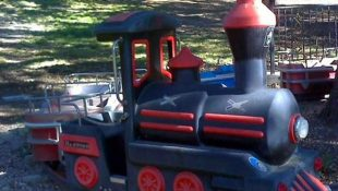Electric Train From Neverland Up For Sale