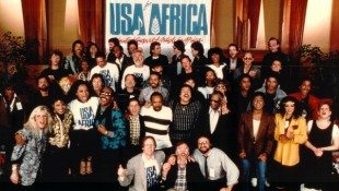 'We Are The World' At 30. Five Facts