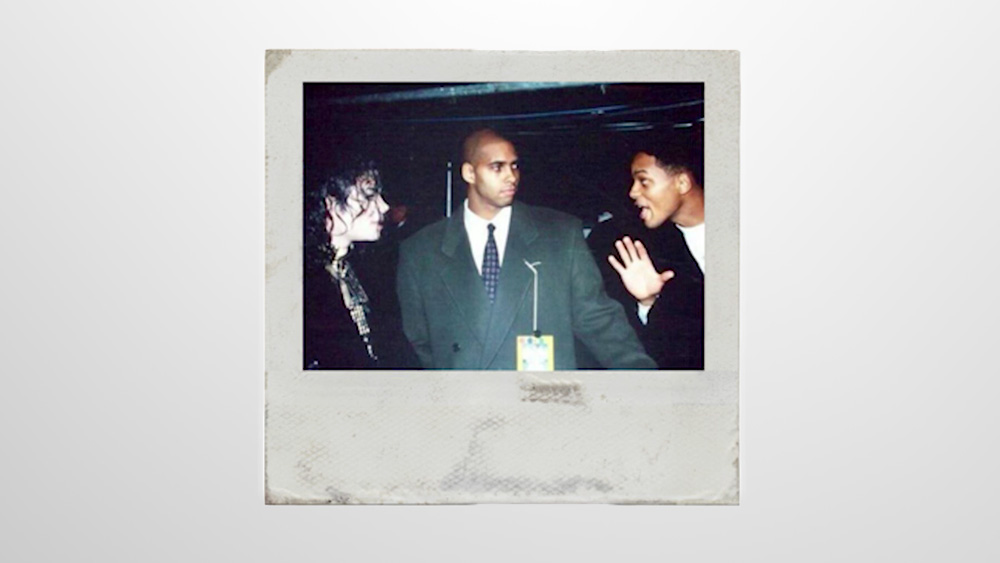 Will Smith Talks About Michael
