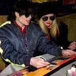 Michael with Karen Faye