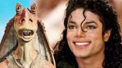 Michael Reportedly Wanted To Play Jar Jar Binks In Star Wars