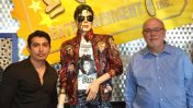 New Michael Jackson Sculpture