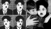 Michael's Tribute To Charlie Chaplin