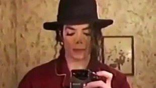 Michael's Selfie