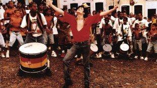 Soldier Dancing Like Michael