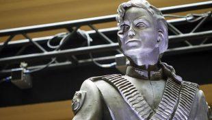 Michael Jackson Statue Unveiled In Las Vegas