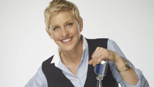 Ellen's A 'Slave To The Rhythm'!