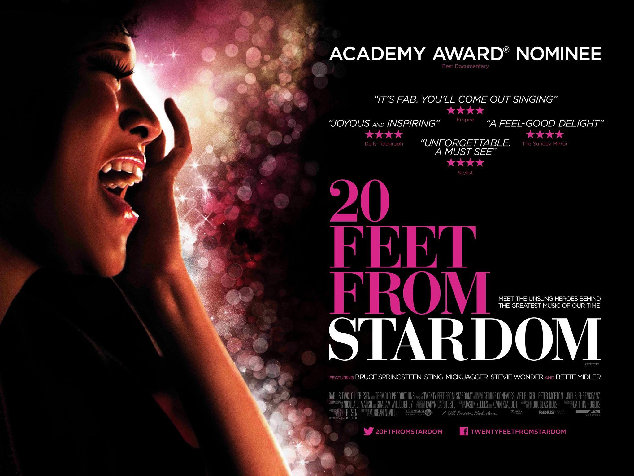 Stars From '20 Feet From Stardom' Talk Michael | Michael Jackson ...