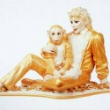 Jeff Koons Sculpture