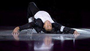 Elladj Balde Skates To MJ's Music