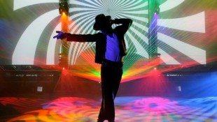 Laser Spectacular's 'The Spirit Of Michael Jackson'