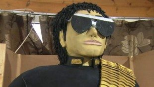 Giant Michael Jackson Cake Wins Award
