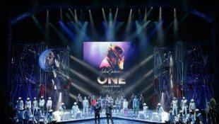Michael's Creative Genius Alive In 'ONE'